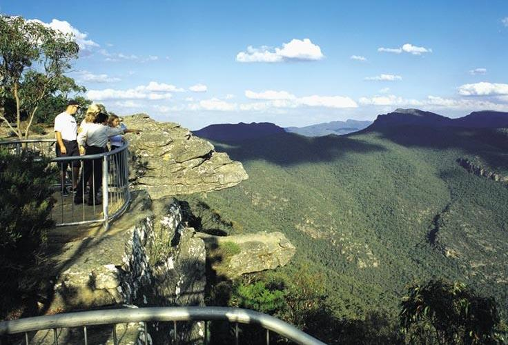 Grampians National Park - The Balconies