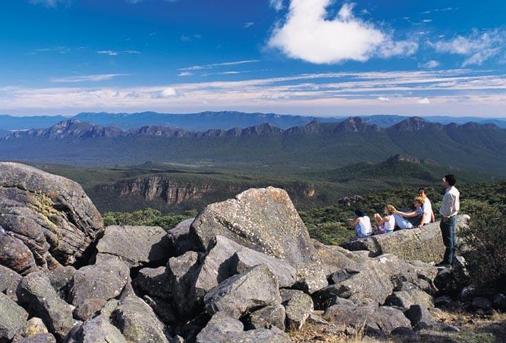 Grampians National Park - Mt William