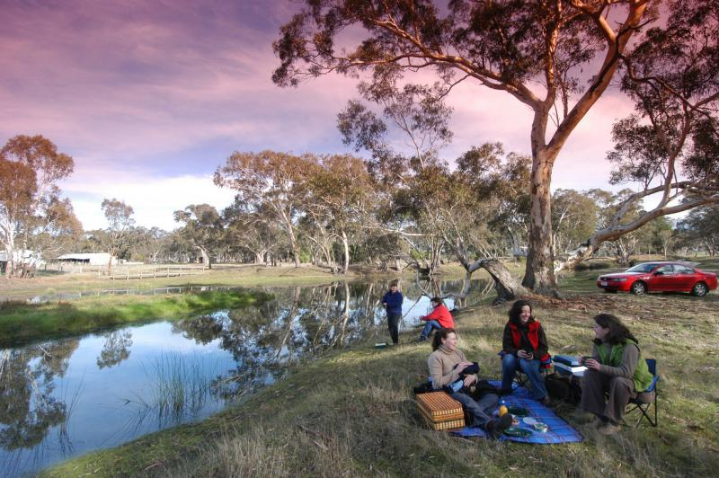 Grampians National Park - Picnic in the Southern Grampians