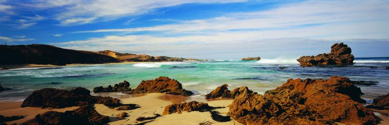Beyond the Great Ocean Road - Port Fairy coastline