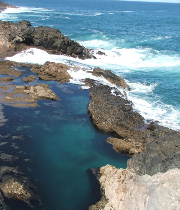Beyond the Great Ocean Road - Rockpool, Cape Grant (photo by Judy Antill)