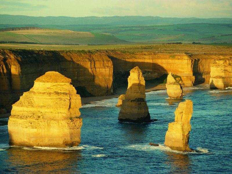 Great Ocean Road coast photos - Travel Victoria ...