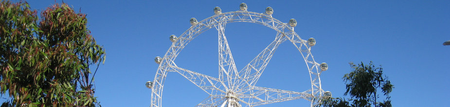 Melbourne Star Observation Wheel, Docklands
