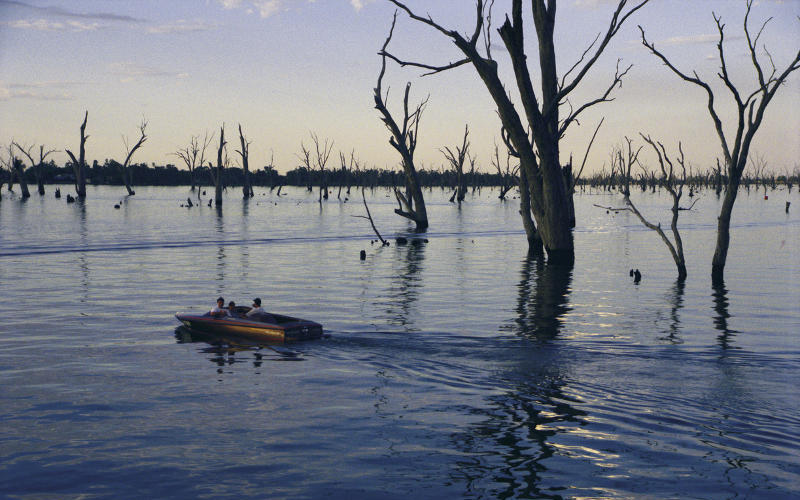 Murray River - Lake Mulwala