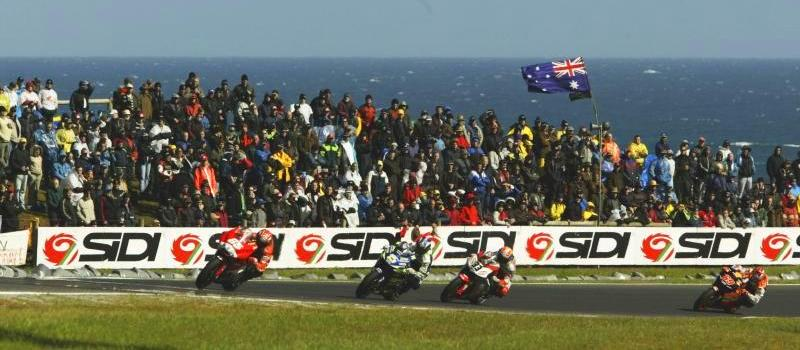 Phillip Island highlights - Australian Motorcycle Grand Prix (photo by Getty's Images)