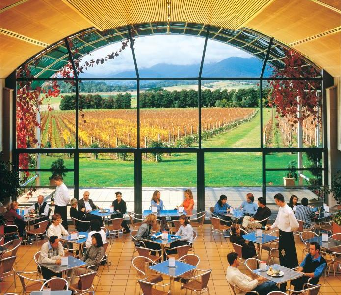 Yarra Valley - Green Point Room, Domaine Chandon, Coldstream