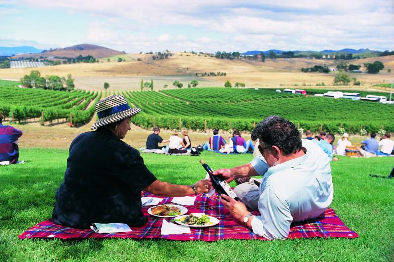 Yarra Valley - Domaine Chandon, Coldstream