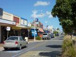 Rosebud / Shops and commercial centre, Point Nepean Road / View west along Pt Nepean Rd west of Rosebud Pde
