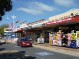 Rosebud / Shops and commercial centre, Point Nepean Road / View east along Pt Nepean Rd towards Rosebud Pde