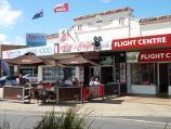 Rosebud / Shops and commercial centre, Point Nepean Road / Vintage Bazaar & Cafe at old Broadway Theatre, Pt Nepean Rd at Rosebud Pde
