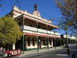 Rutherglen / Commercial centre and shops, Main Street / Victoria Hotel, Main St