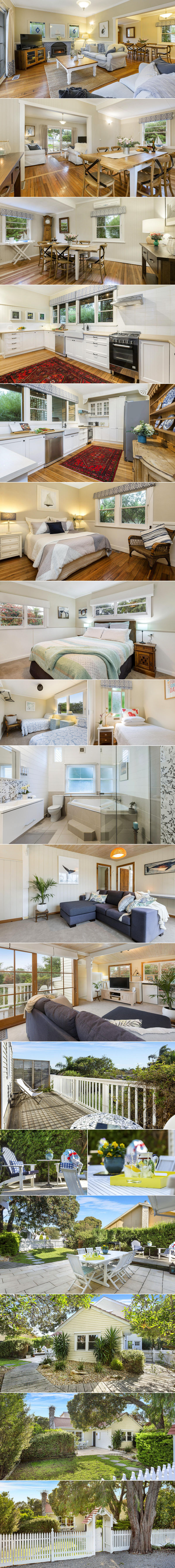 Blue Moon Cottages - Shearwater Cottage