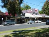 Sandringham / Bluff Road / Shops along east side of Bluff Rd south of Spring St