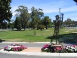 Seymour / Kings Park / Olympic torch-bearer monument
