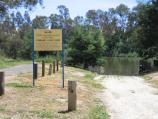 Seymour / New Crossing Place (Manners Street) and Goulburn River / Boat ramp at Lions Park