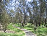 Seymour / New Crossing Place (Manners Street) and Goulburn River / Picnic and BBQ areas, Lions Park