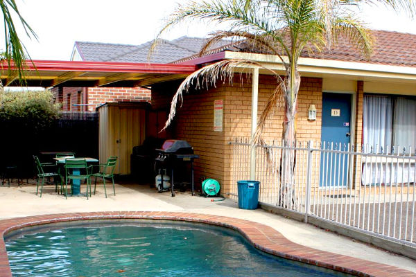 Country Home Motor Inn Shepparton Motel