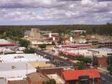 Shepparton / View from communications tower, Maude Street Mall / View south along Wyndham St