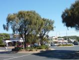 Sorrento / Shops and commercial centre, Ocean Beach Road / View west along Ocean Beach Rd towards Kerferd Av