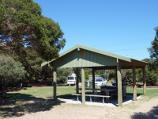 Sorrento / Camerons Bight, Port Phillip / BBQ shelter on foreshore