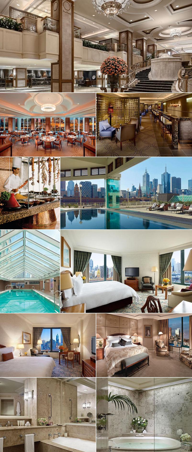 Langham Hotel Southbank Travel Victoria Accommodation