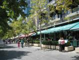 Southbank / Yarra Promenade and Yarra River / Restaurants along Yarra Promenade at Crown Entertainment Complex