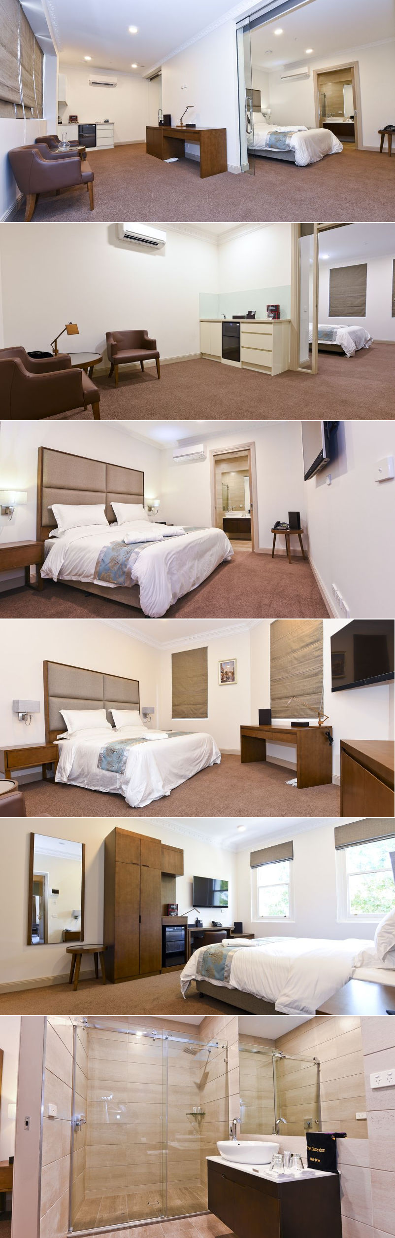 Clarendon Hotel - Hotel rooms