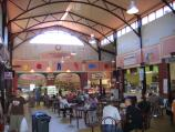 South Melbourne / South Melbourne Market / Food hall