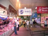 South Melbourne / South Melbourne Market / Meat section