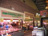 South Melbourne / South Melbourne Market / Meat and deli section