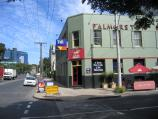 South Melbourne / Kings Way area / Palmerston Hotel, corner Palmerston Cr and Kings Way
