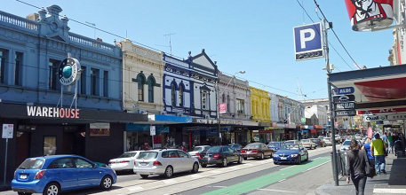 South Yarra Information Travel Victoria Accommodation