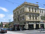 South Yarra / Shops along Toorak Road / Hotel Claremont, corner Toorak Rd and Claremont St