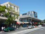 South Yarra / Shops along Toorak Road / View west along Toorak Rd towards Chambers St