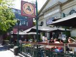 South Yarra / Chapel Street / Outdoor tables at Bridie O'Reillys Irish pub