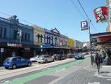 South Yarra / Chapel Street / View south along Chapel St at Elizabeth St