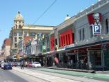 South Yarra / Chapel Street / View south along Chapel St towards Commercial Rd