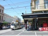 South Yarra / Chapel Street / View south along Chapel St at Commercial Rd and Pran Central