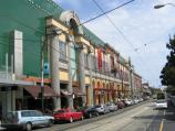 South Yarra / Jam Factory, Chapel Street / View south along Chapel St at Jam Factory
