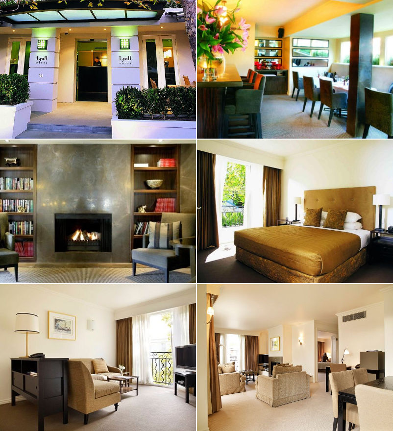 Lyall Hotel Amp Spa South Yarra Travel Victoria