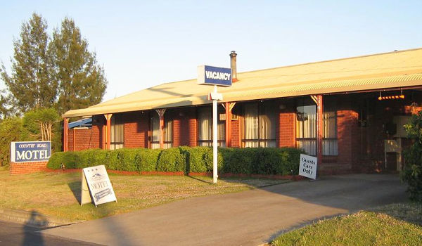 Country Road Motel, St Arnaud