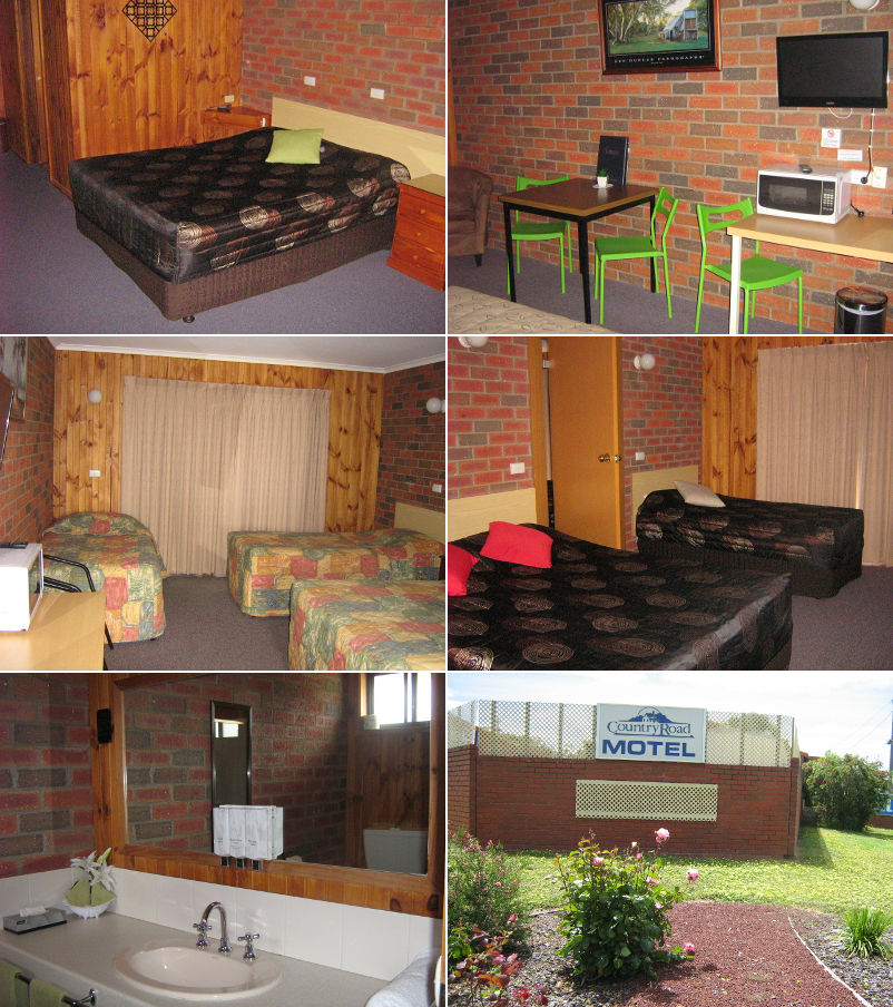 Country Road Motel St Arnaud