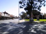 St Arnaud / Commercial centre and shops / View north-west along Napier St at Market St