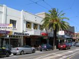 St Kilda / Acland Street shops / Entrance to Acland Court Shopping Centre, Acland St near Barkly St