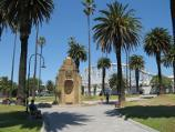 St Kilda / O'Donnell Gardens, The Esplanade / Edward O'Donnell memorial fountain