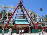 St Kilda / Luna Park, The Esplanade / Twin Dragon ride