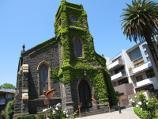 St Kilda / Fitzroy Street shops / Former church and apartments, Fitzroy St near Princes St