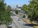 St Kilda / Dandenong Road / View west along Dandenong Rd towards Chapel St
