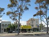 St Kilda / St Kilda Road and Brighton Road / Shops along east side of St Kilda Rd at Charnwood Cr