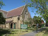 St Kilda / St Kilda Road and Brighton Road / Holy Trinity Anglican Church, Brighton Rd at Dickens St